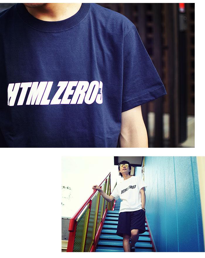 HTML ZERO3エイチティエムエル ゼロスリーのTシャツ Wendy Logo03