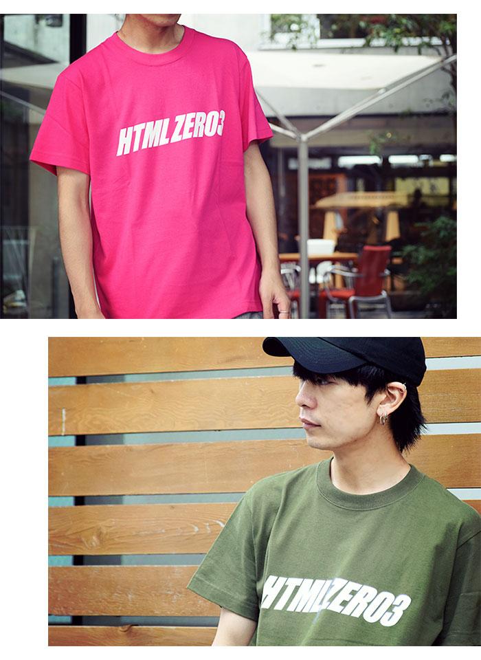 HTML ZERO3エイチティエムエル ゼロスリーのTシャツ Wendy Logo06