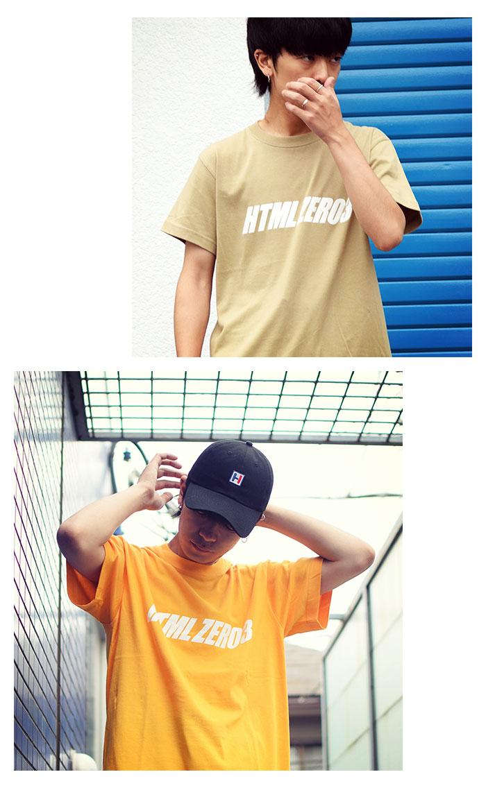 HTML ZERO3エイチティエムエル ゼロスリーのTシャツ Wendy Logo07