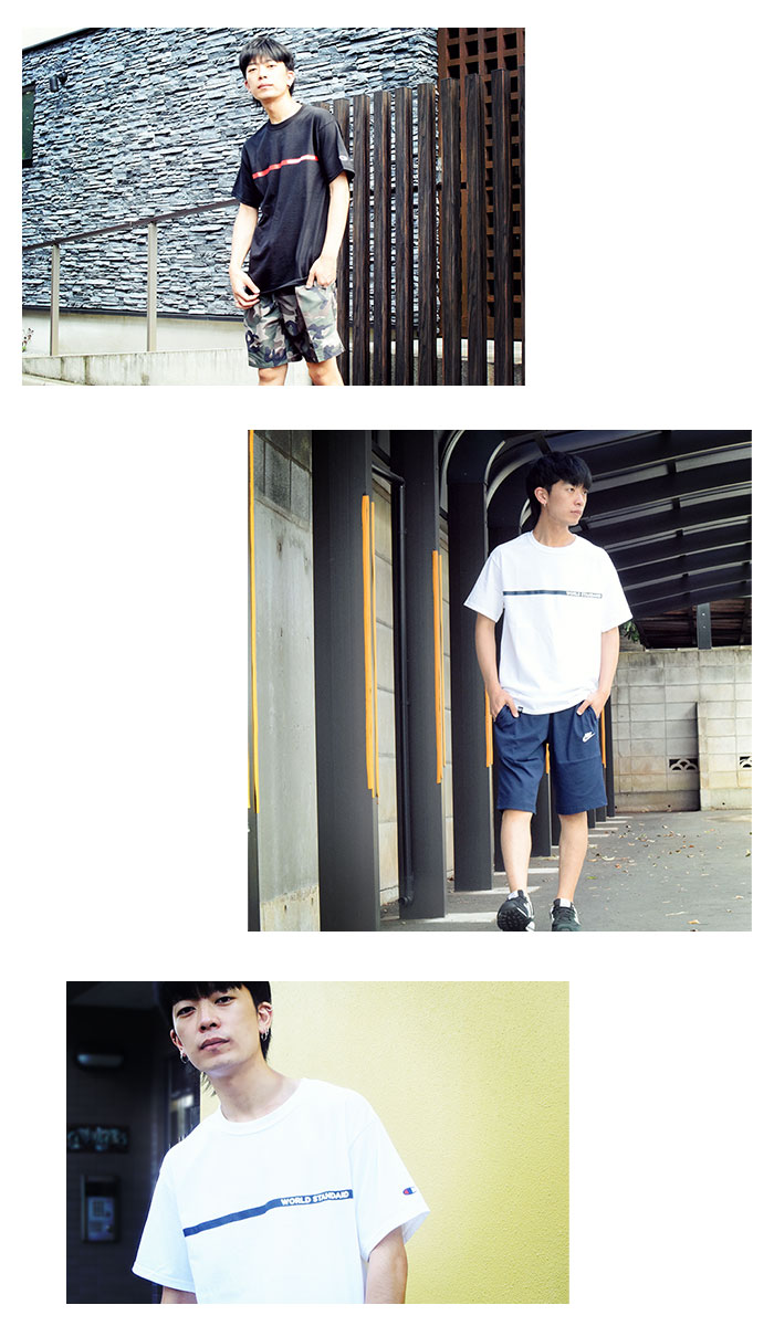 HTML ZERO3エイチティエムエル ゼロスリーのTシャツ Chunky Line08