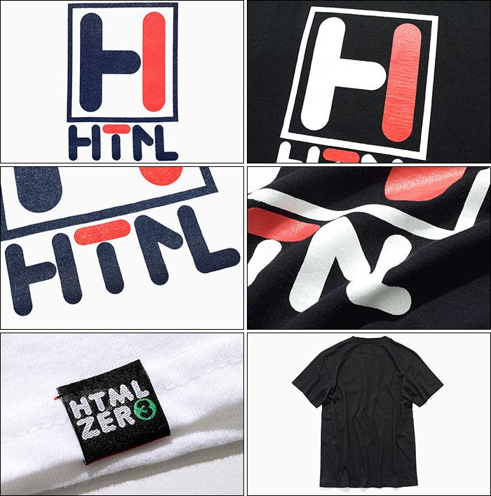 HTML ZERO3エイチティエムエル ゼロスリーのTシャツ Uptown Square12