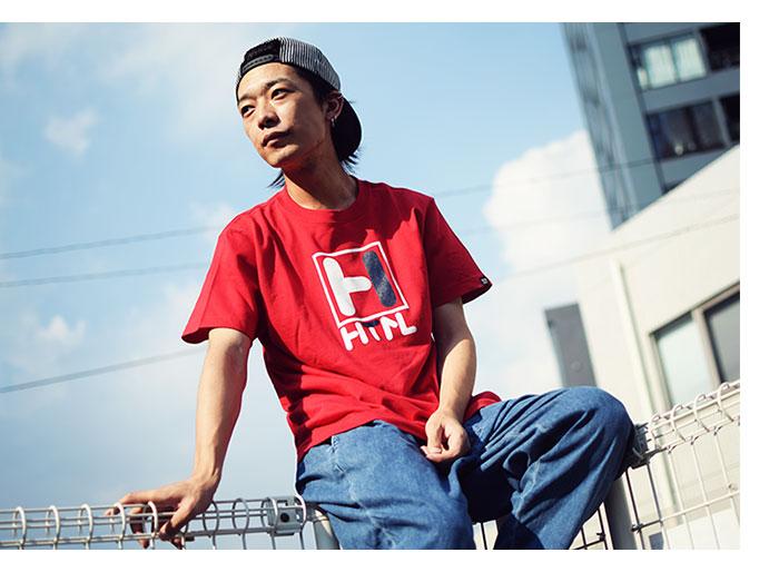 HTML ZERO3エイチティエムエル ゼロスリーのTシャツ Uptown Square04