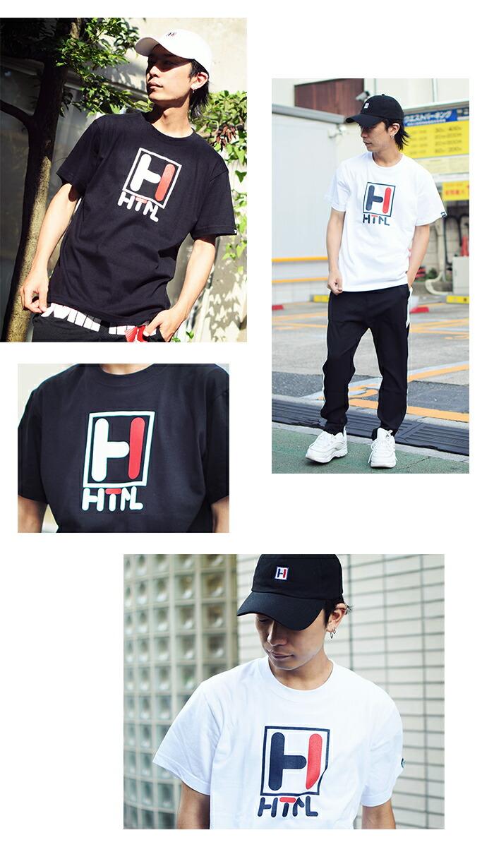 HTML ZERO3エイチティエムエル ゼロスリーのTシャツ Uptown Square07