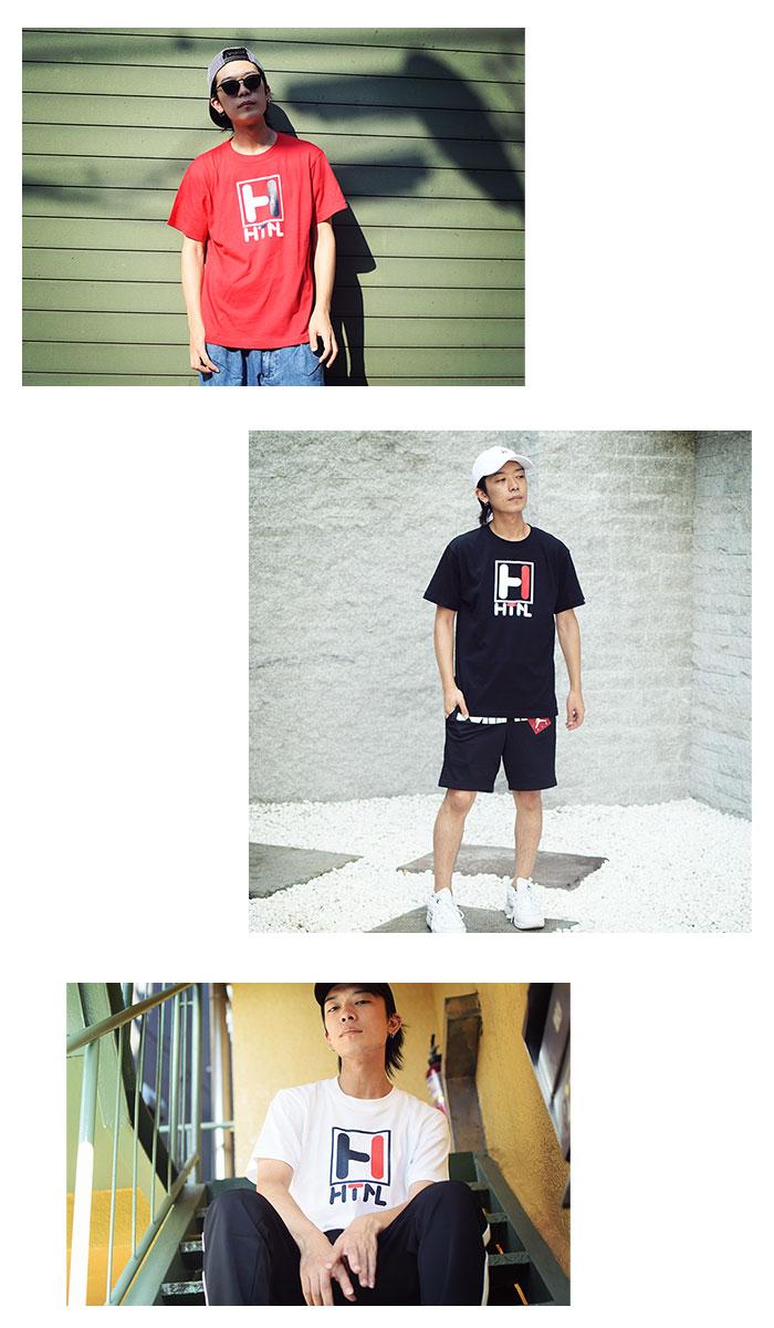 HTML ZERO3エイチティエムエル ゼロスリーのTシャツ Uptown Square08