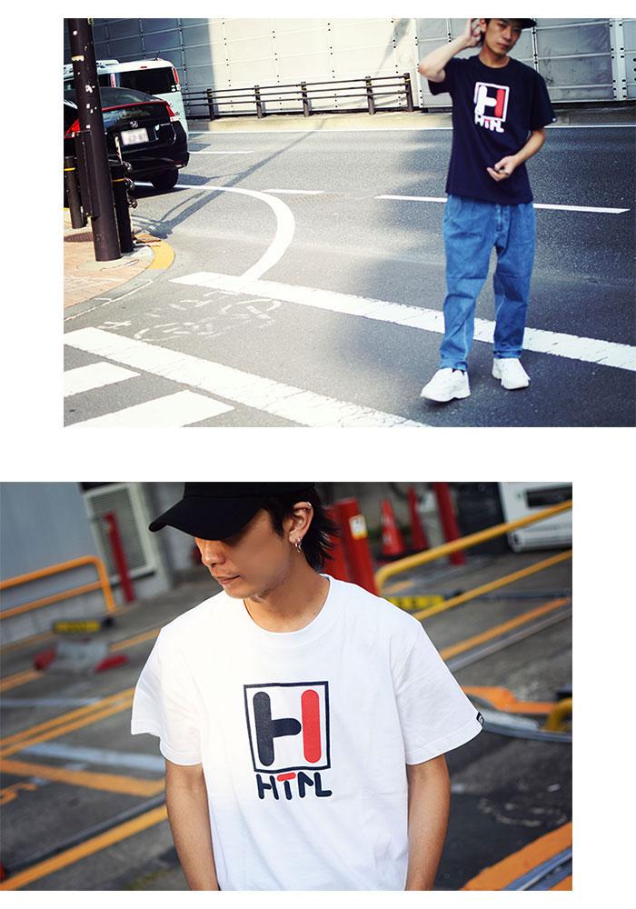 HTML ZERO3エイチティエムエル ゼロスリーのTシャツ Uptown Square09