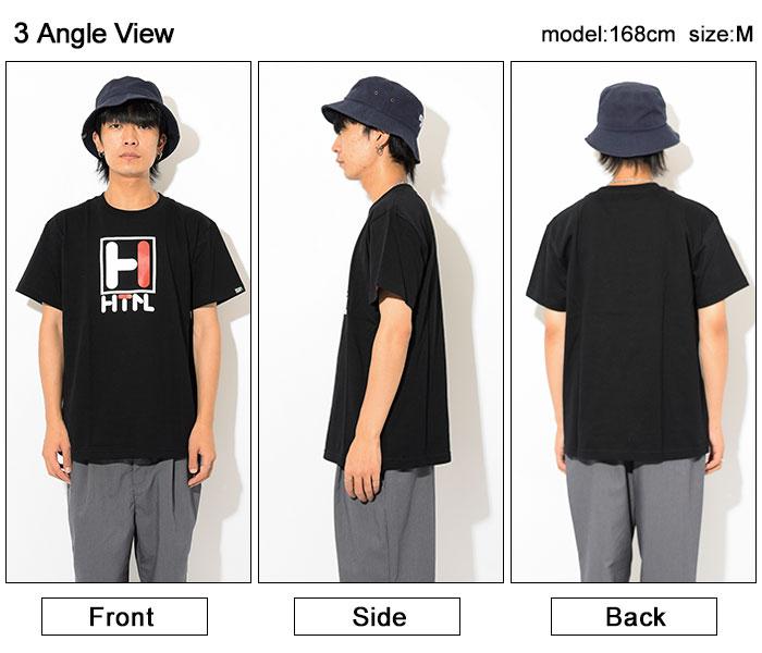 HTML ZERO3エイチティエムエル ゼロスリーのTシャツ Uptown Square11