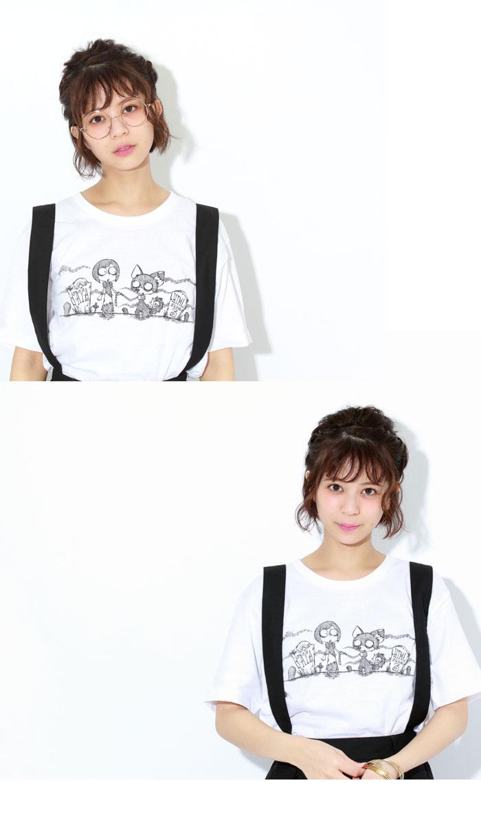 HTML ZERO3エイチティエムエル ゼロスリーのTシャツ 吉崎綾 Aya and Boss12
