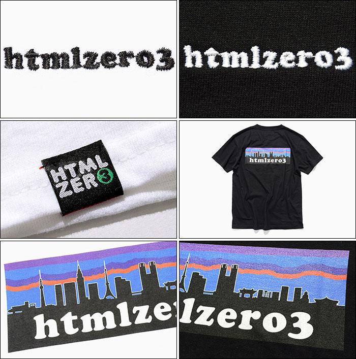 HTML ZERO3エイチティエムエル ゼロスリーのTシャツ Retro Snap09