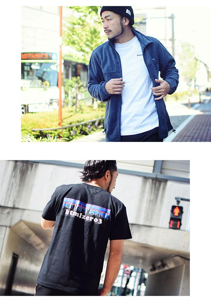 HTML ZERO3エイチティエムエル ゼロスリーのTシャツ Retro Snap06
