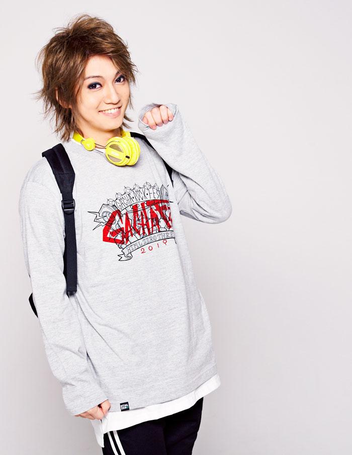 HTML ZERO3エイチティエムエル ゼロスリーのTシャツ HTML ZERO3×Gachapin GRF Fanatic04