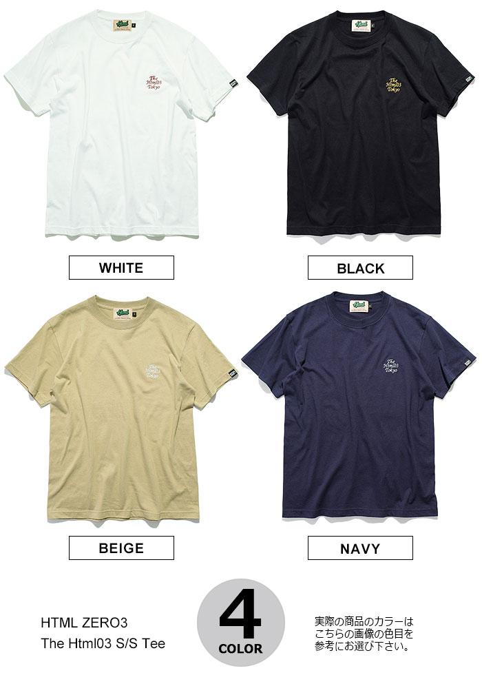 HTML ZERO3エイチティエムエル ゼロスリーのTシャツ The Html03 10