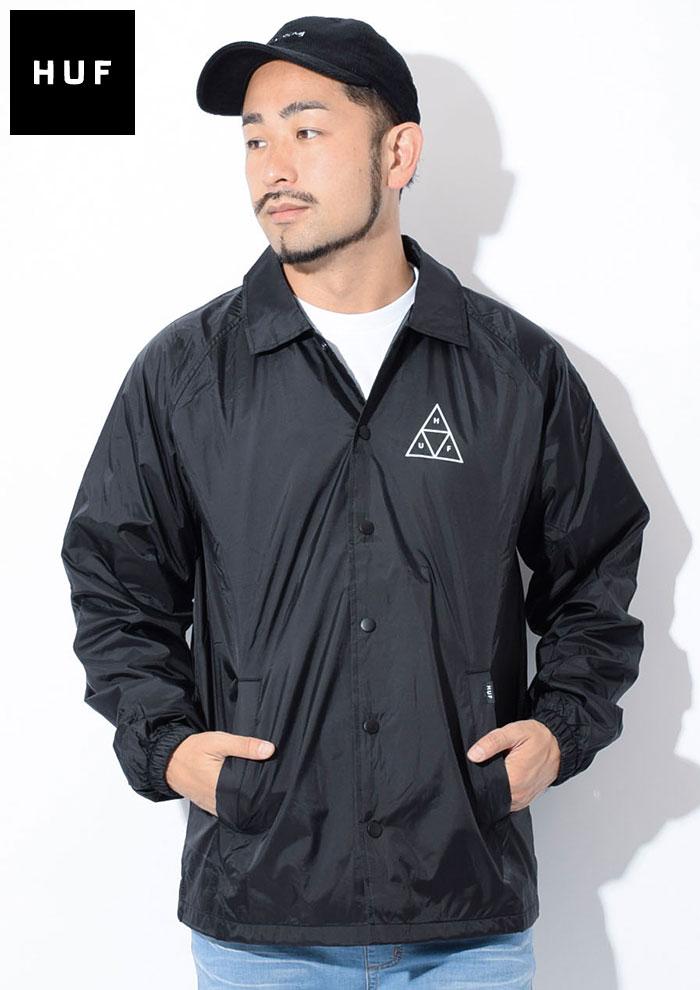 HUFハフのジャケット Essentials Triple Triangle Coaches02