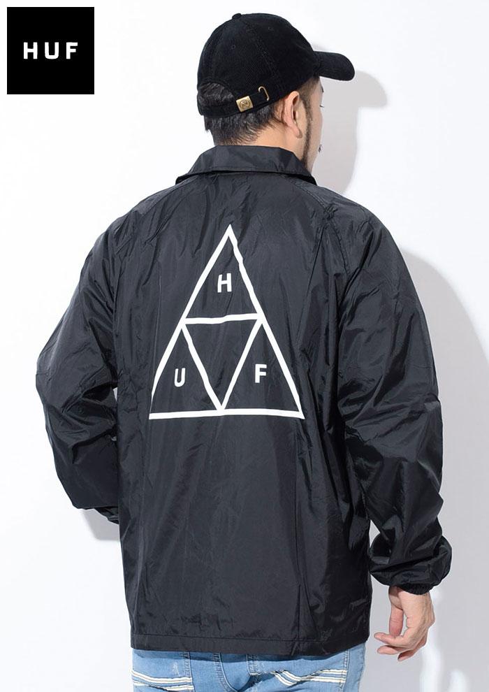 HUFハフのジャケット Essentials Triple Triangle Coaches03