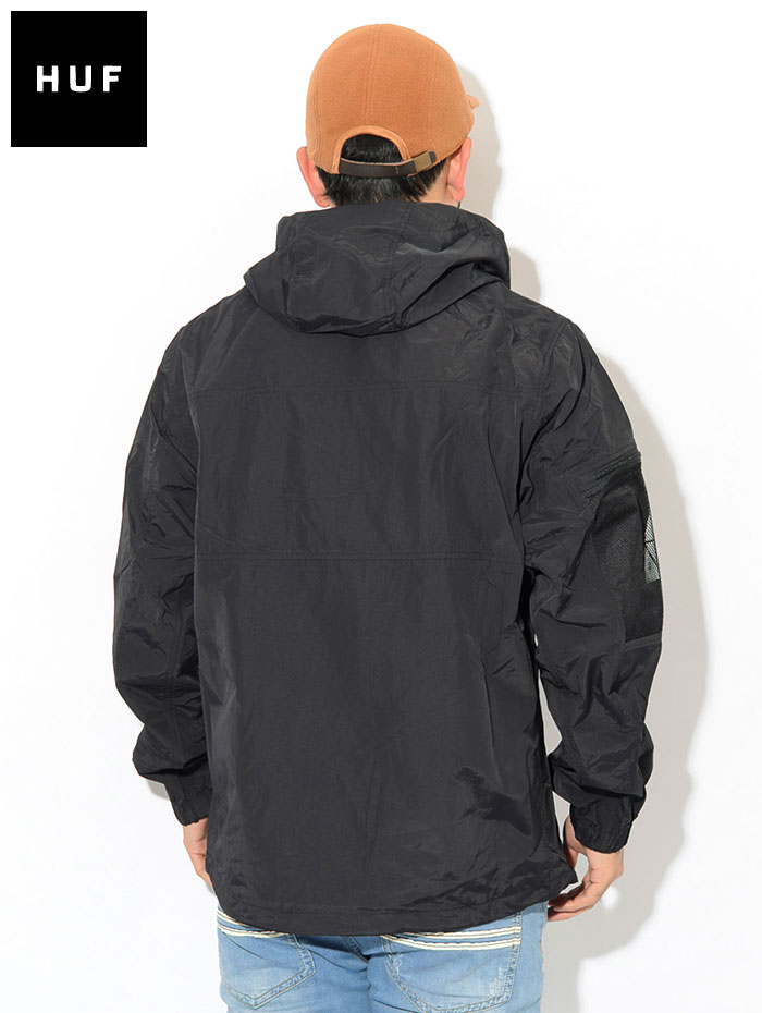 HUFハフのジャケット Nystrom Packable03