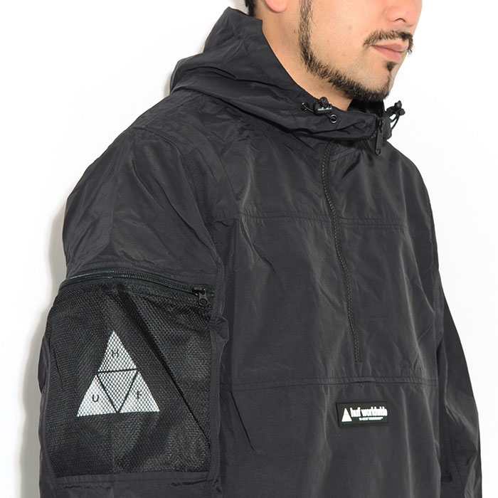 HUFハフのジャケット Nystrom Packable04