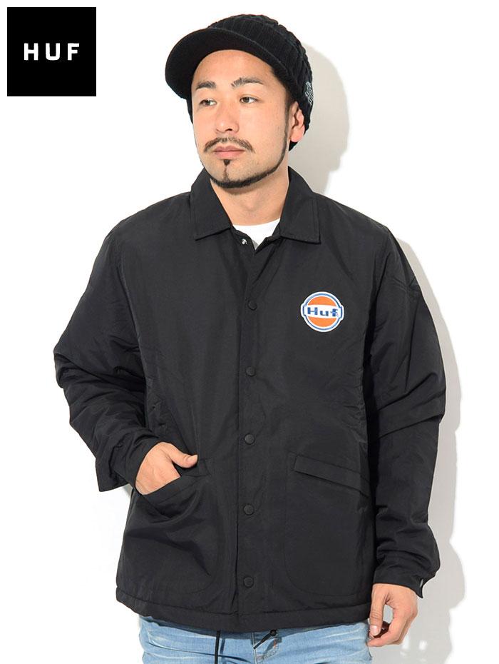 HUFハフのジャケット Bakers Coaches02