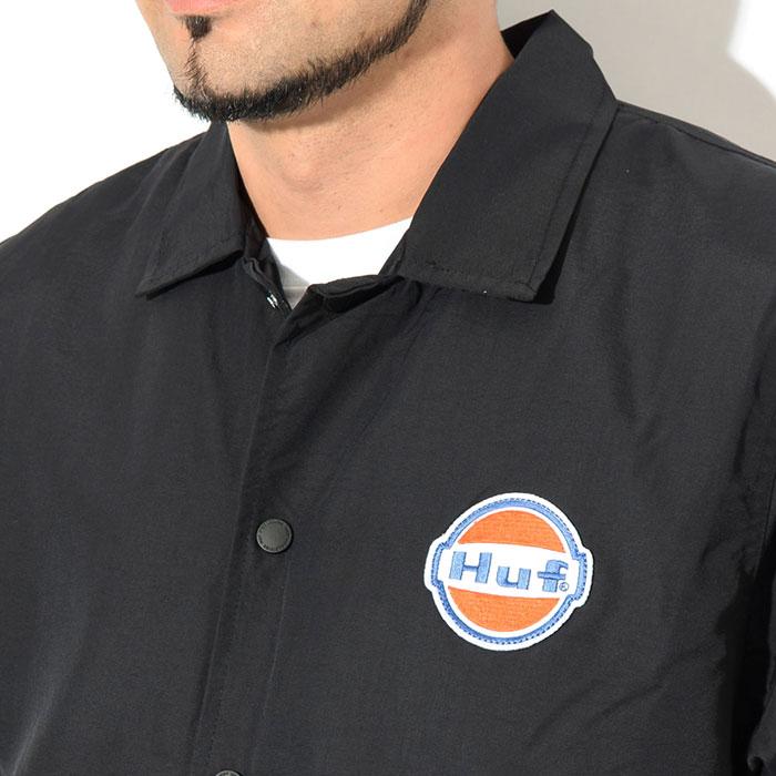 HUFハフのジャケット Bakers Coaches05