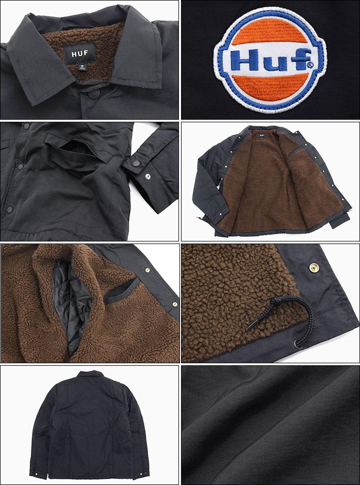 HUFハフのジャケット Bakers Coaches06