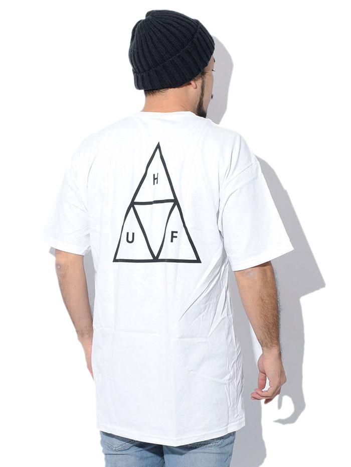 HUFハフのTシャツ Essentials Triple Triangle04