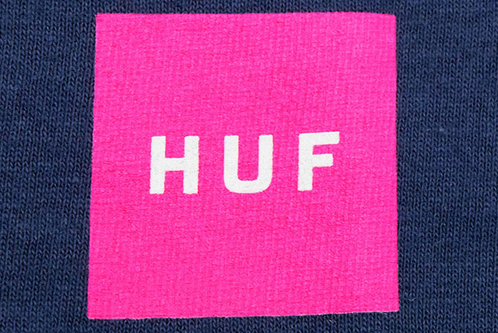 HUFハフのTシャツ Wet Cherry06