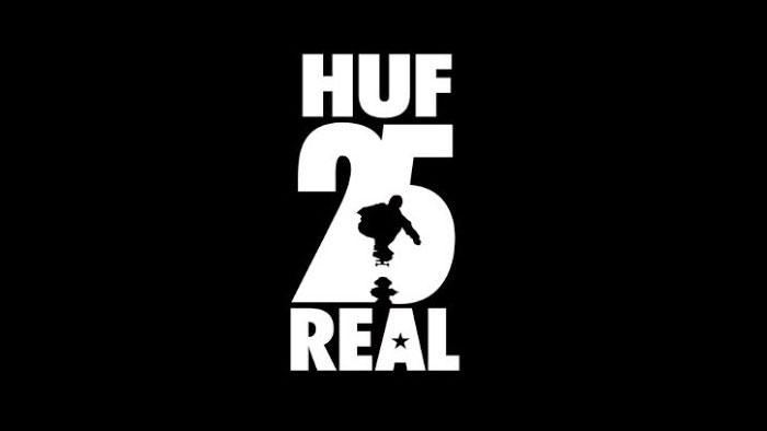HUFハフのTシャツ REAL SKATEBOARDS Non Fiction02