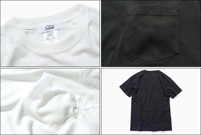 ICEFIELDアイスフィールドのTシャツ Pocket12