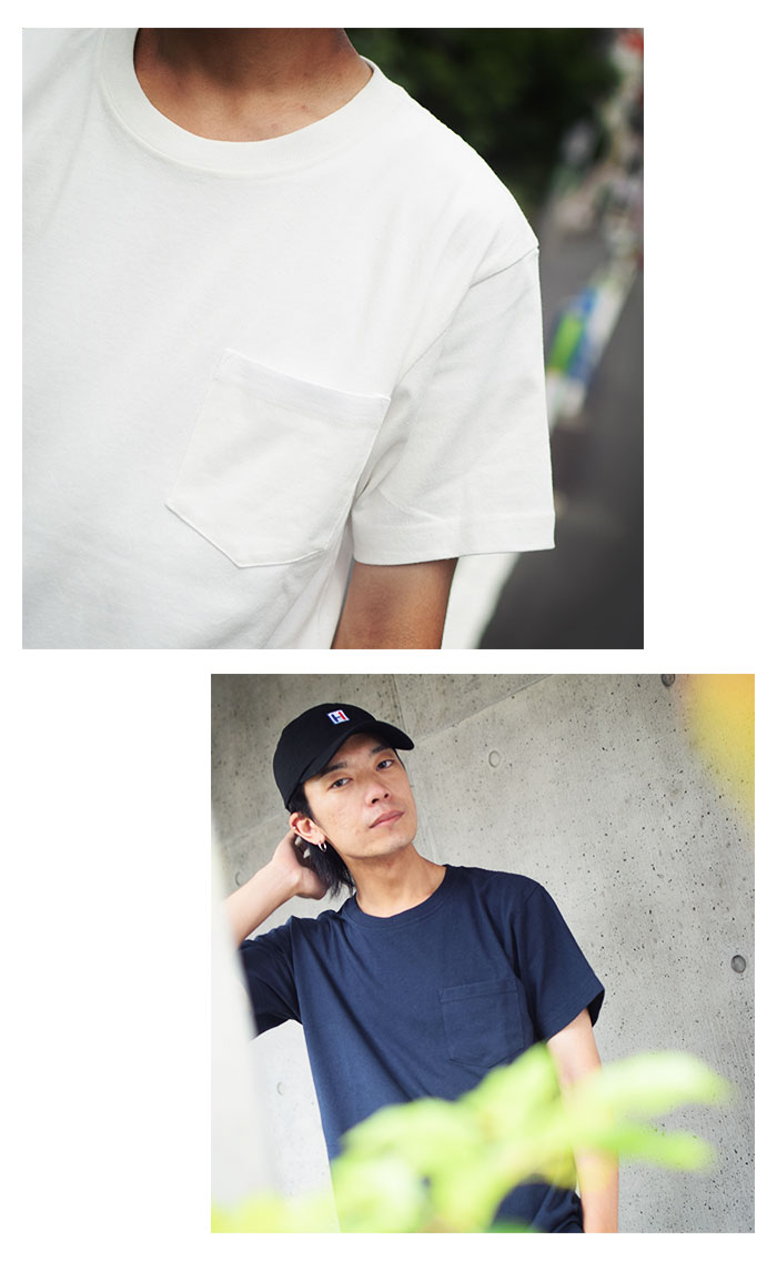 ICEFIELDアイスフィールドのTシャツ Pocket07