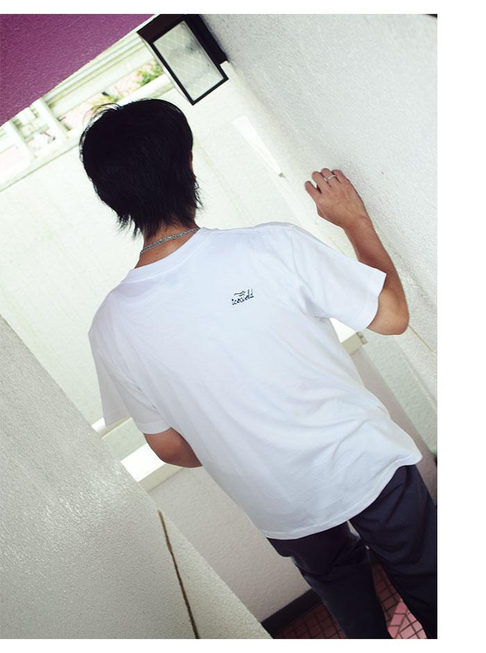 ICEFIELDアイスフィールドのTシャツ Embroidery Logo02