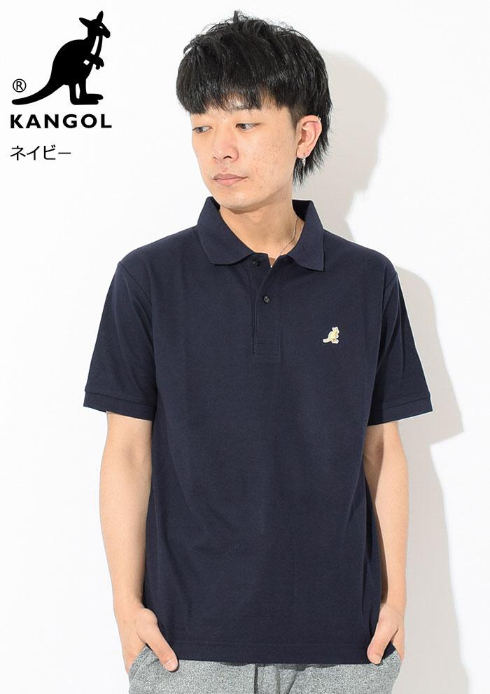 KANGOLカンゴールのポロシャツ Symbolic Standard Polo03