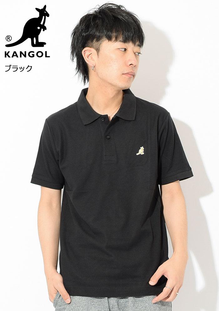 KANGOLカンゴールのポロシャツ Symbolic Standard Polo04
