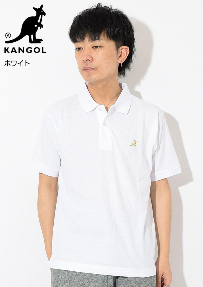 KANGOLカンゴールのポロシャツ Symbolic Standard Polo05