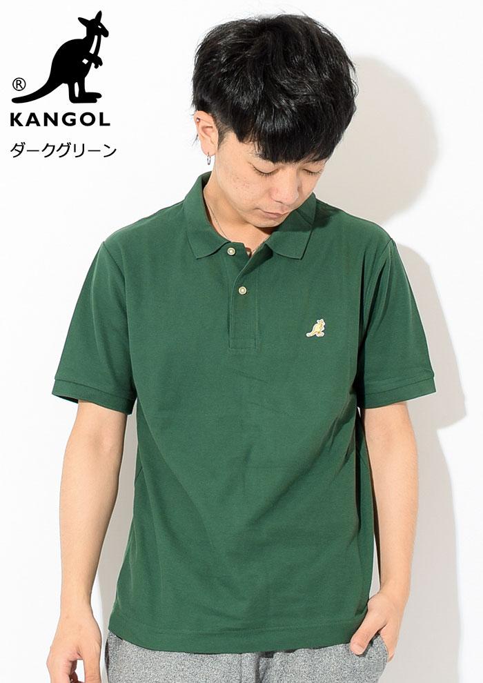 KANGOLカンゴールのポロシャツ Symbolic Standard Polo06