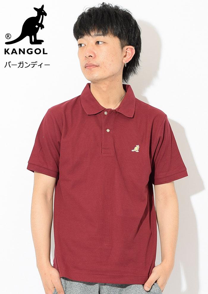 KANGOLカンゴールのポロシャツ Symbolic Standard Polo07