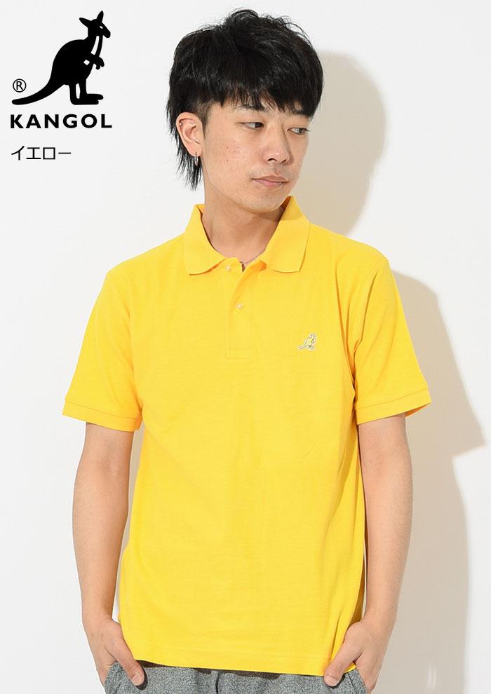 KANGOLカンゴールのポロシャツ Symbolic Standard Polo08