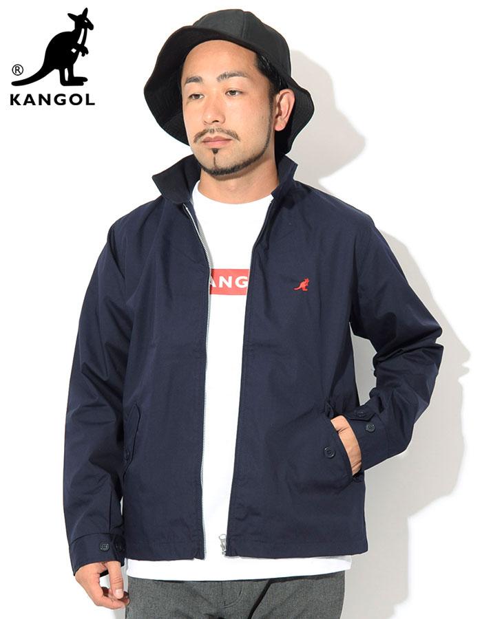 KANGOLカンゴールのジャケット Authentic Swing Top02