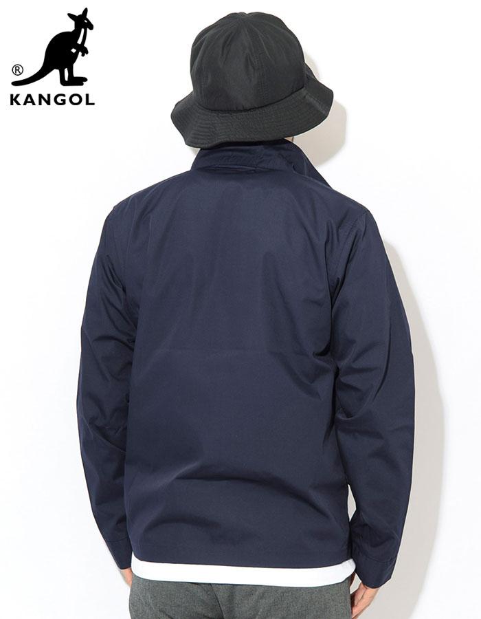 KANGOLカンゴールのジャケット Authentic Swing Top03