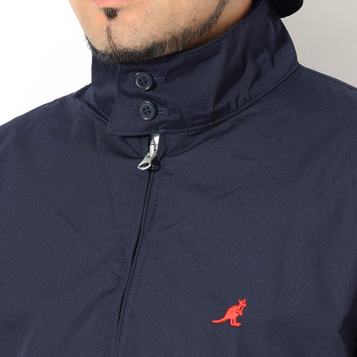 KANGOLカンゴールのジャケット Authentic Swing Top04