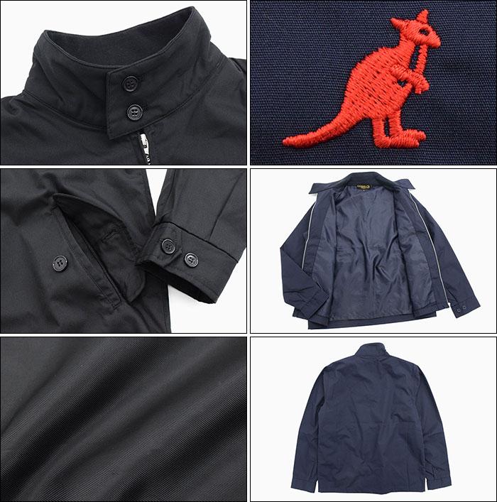 KANGOLカンゴールのジャケット Authentic Swing Top05