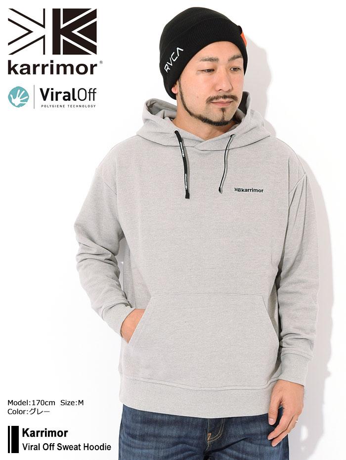 Karrimorカリマーのパーカー Viral Off Sweat Hoodie01