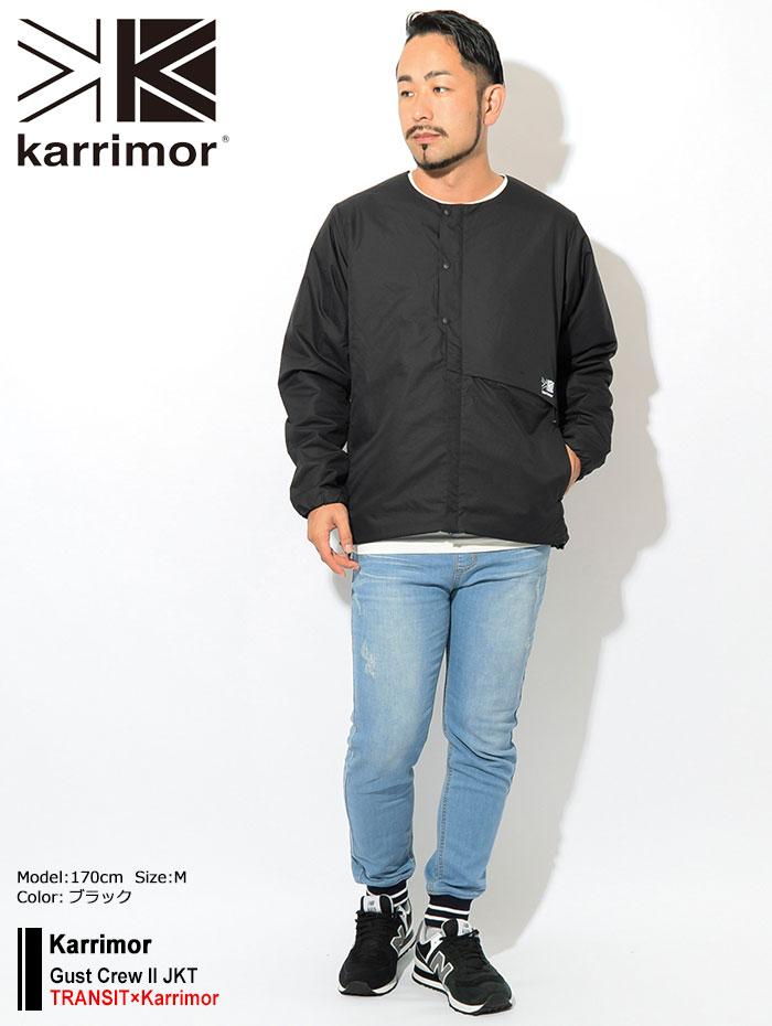 Karrimorカリマーのジャケット Gust Crew II01