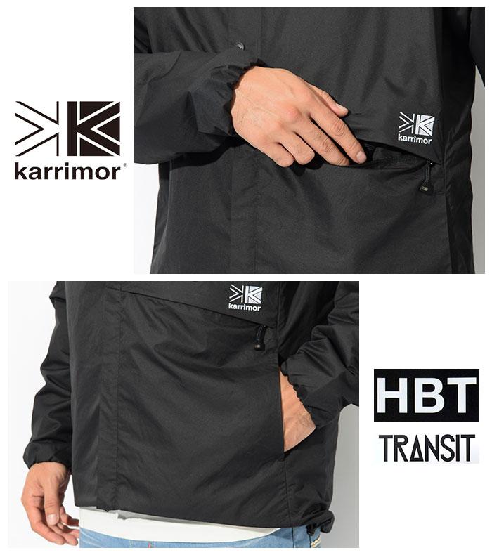 Karrimorカリマーのジャケット Gust Crew II04