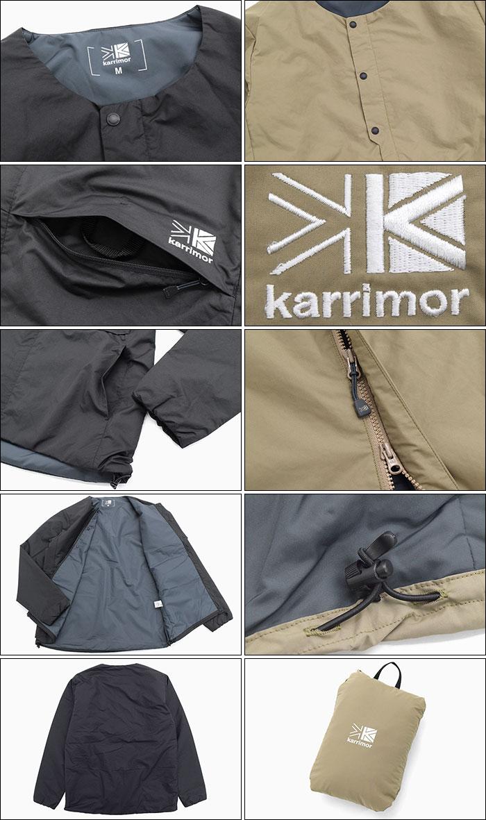 Karrimorカリマーのジャケット Gust Crew II05