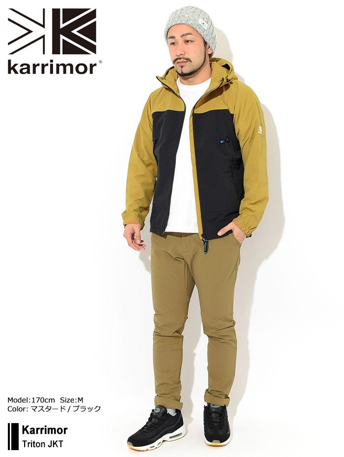 Karrimorカリマーのジャケット Triton01