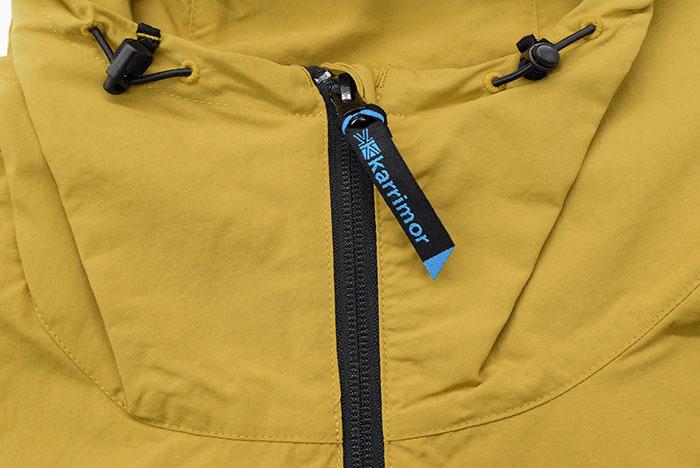 Karrimorカリマーのジャケット Triton07