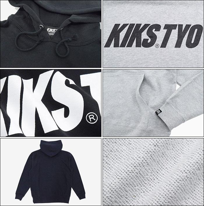 KIKS TYOキックス ティー・ワイ・オーのパーカー Logo Pullover Hoodie04