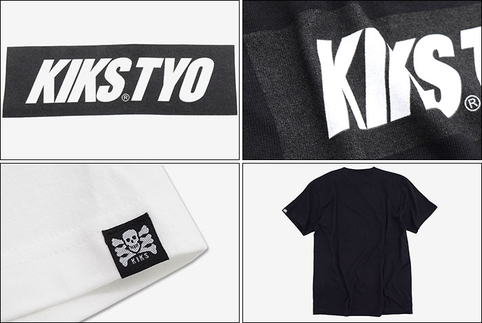KIKS TYOキックス ティー・ワイ・オーのTシャツ Box Logo02