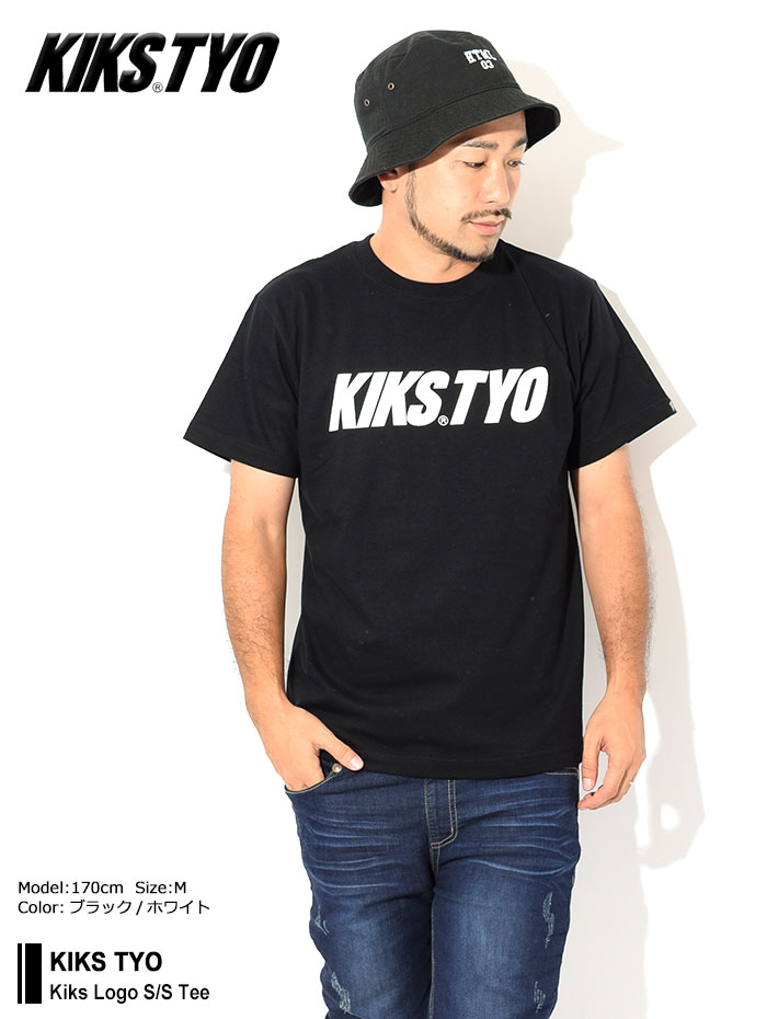 KIKS TYOキックス ティー・ワイ・オーのTシャツ Kiks Logo01