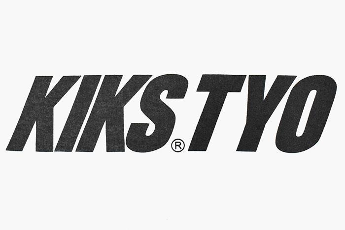 KIKS TYOキックス ティー・ワイ・オーのTシャツ Kiks Logo12