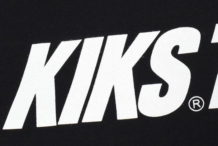KIKS TYOキックス ティー・ワイ・オーのTシャツ Kiks Logo13