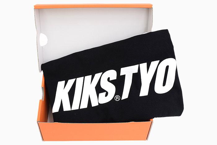 KIKS TYOキックス ティー・ワイ・オーのTシャツ Kiks Logo19